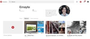 tableros Pinterest emaytecom