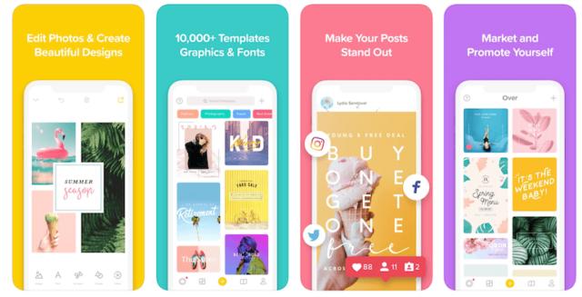 App para editar tus fotografías