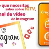 IGTV canal de vídeo de Instagram