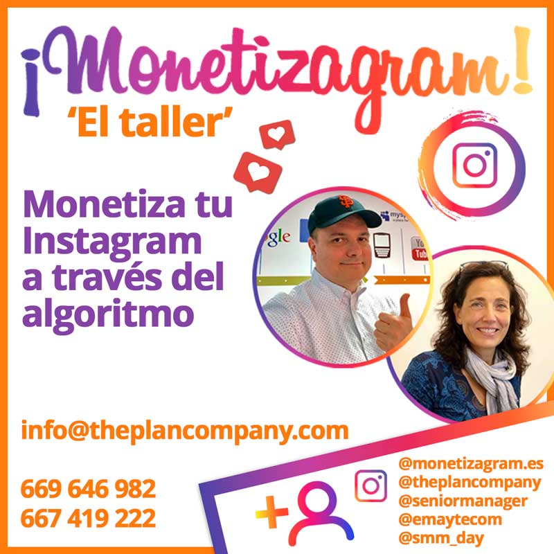 Monetiza tu Instagram