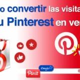 5 formas de convertir el tráfico de tu Pinterest en ventas