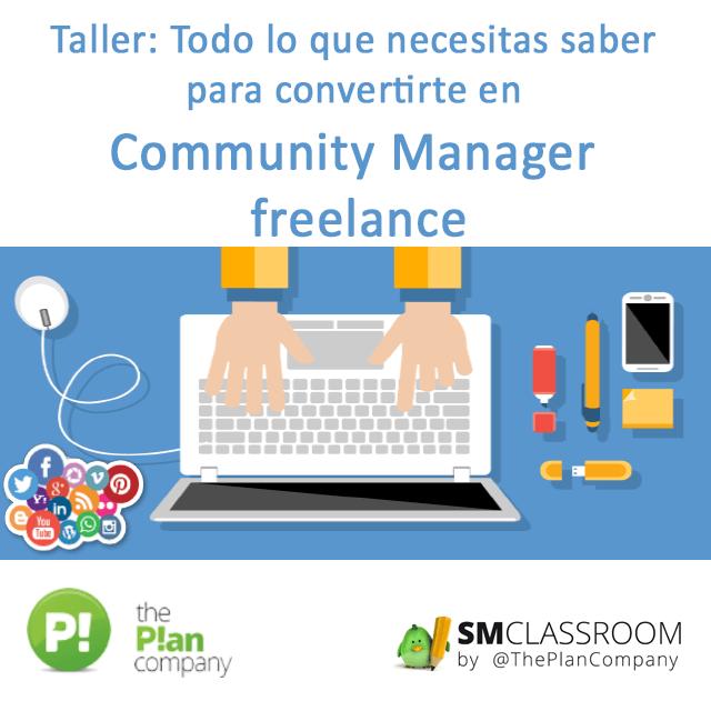 Anuncio-taller-community-manager-freelance-instagram-pedro-rojas-smclassroom-emaytecom