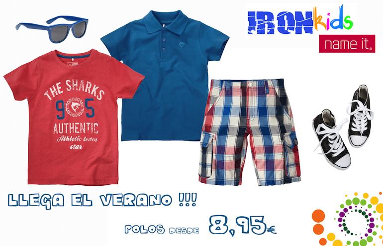 Carteles-diseño-gráfico-emaytecom-publicidad-look-name-it-promoción-verano-iron-kids